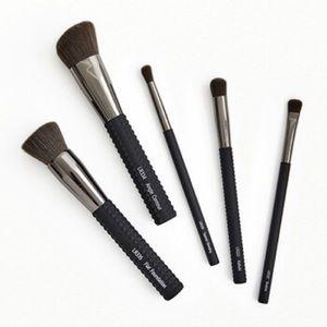 LARUCE | NIB Studded Essentials Brush Set